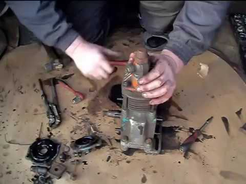 Самодельний компрессор. Часть 1