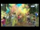27 08 2018 Фестиваль красок Холи в Сосновом Бору