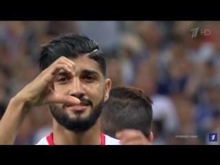 Ферджани Сасси. Пенальти. Чемпионат мира по футболу 2018. Тунис против Англии