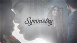 Stiles &amp Lydia Scott &amp Malia Symmetry (with Sara)
