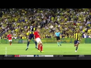 Fenerbahçe vs Benfica 1-1 Highlights Goals Champions League - 14 August 2018