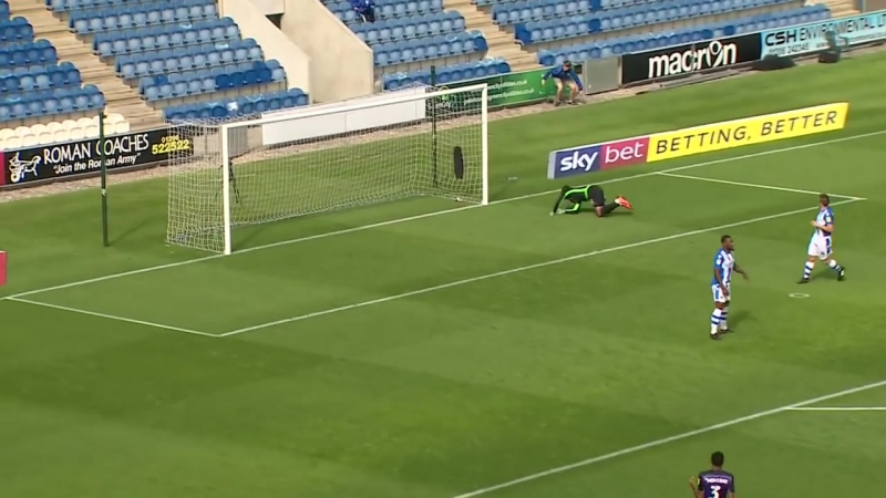 Лига 2 | Колчестер 2-0 Порт Вейл (2-й тур)