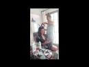 Инстаграм-история Рианы Капри (видео с Ниной Добрев)