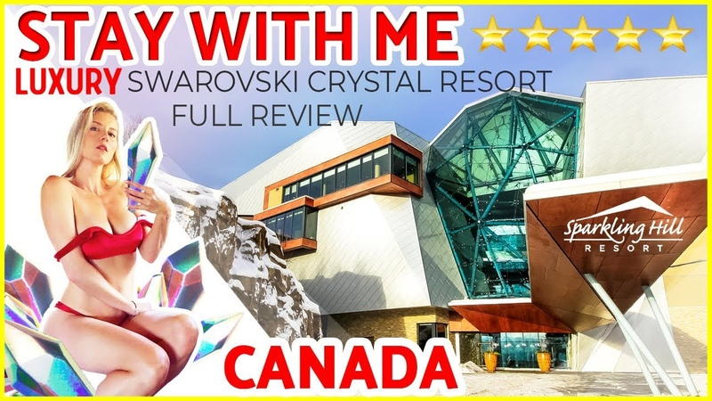 LUXURY RESORT REVIEW | Sparkling Hill Resort | BC, CANADA