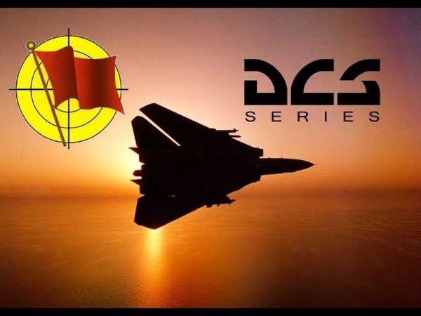 DCS World: F-14 Tomcat Часть 1 - Обзор самолета и модуля (перевод ролика от Heatblur)