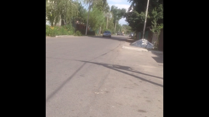 Видео дорога грабителя
