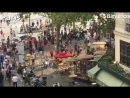 Marseille, Fougères, Paris, Lyon… la racaille saccage les villes