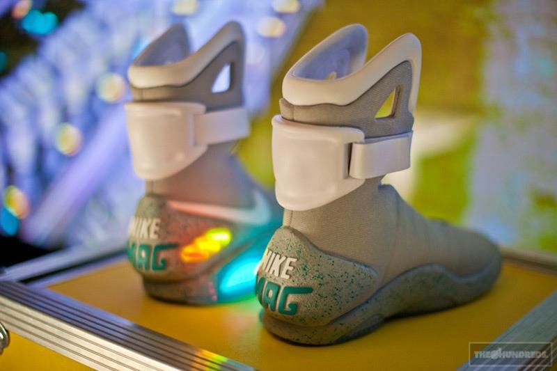 1e6dd1cc Nike Air MAG Marty McFly | ВКонтакте