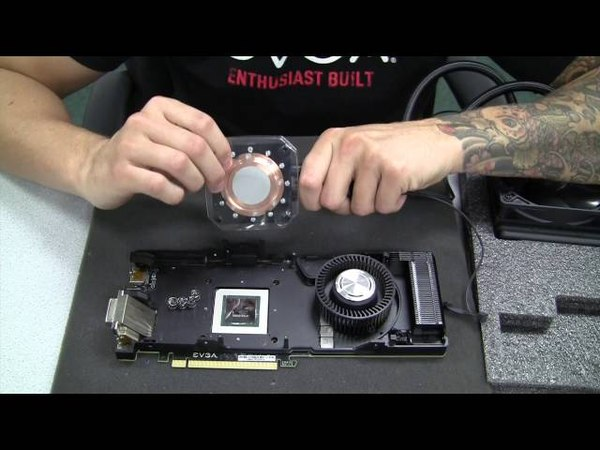 How To: EVGA HYBRID Cooler Installation