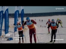 Югорский лыжный марафон(2018)