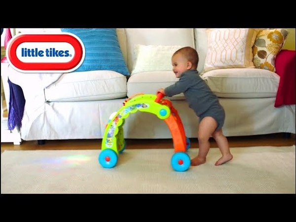Light 'n Go 3-in-1 Activity Walker | Little Tikes | Assembly Instructions Video