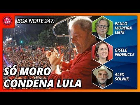 Boa Noite 247: Lula é absolvido no caso Cerveró