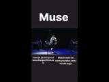Истории Instagram Петр Дранга .Muse