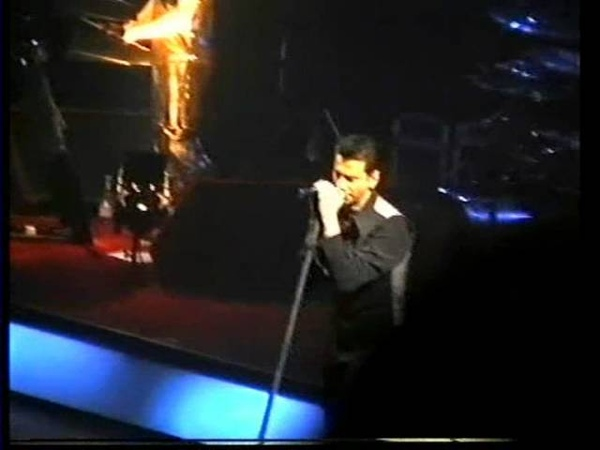 DEPECHE MODE - 11.10.1998 FRANKFURT, Festhalle - World In My Eyes