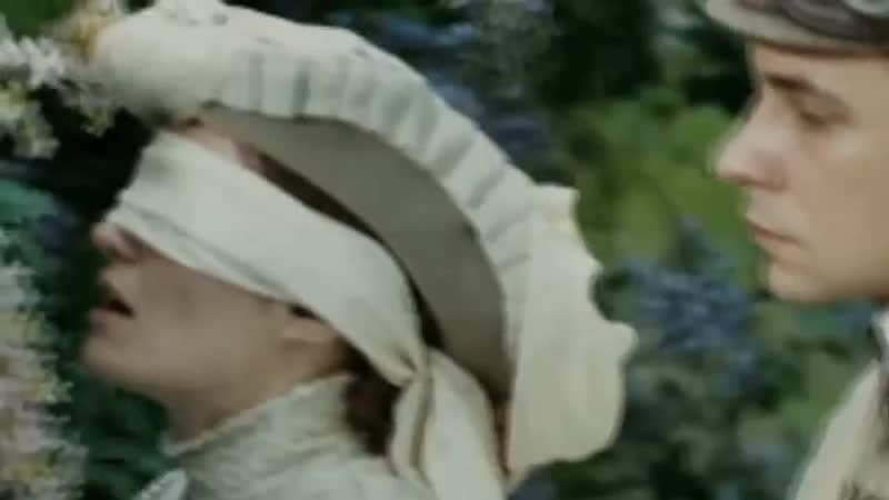 Ветка сирени, фрагменты фильма о Рахманинове