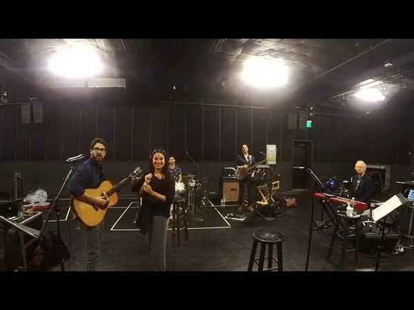 Darren Criss and Lea Michele's Facebook Live (05-24-18)