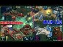 Art of war 3 Master Strategies (20 rank) vs M A N I A C (20 rank) раш ягохамом без бустов