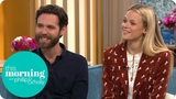 Poldark's Luke Norris and Gabriella Wilde Tease Tragedy For Dwight and Caroline This Morning