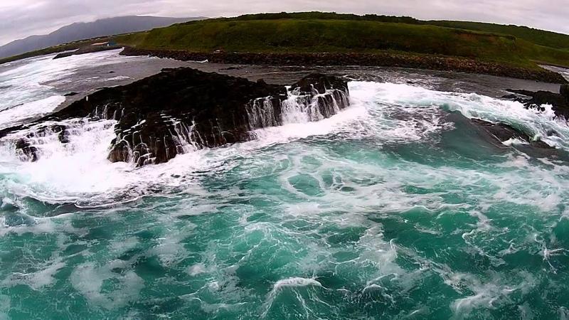 Iturup. Kuril islands. Остров Итуруп. Курилы.