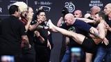 #UFC229: Хабиб Нурмагомедов и Конор Макгрегор – Слова перед боем (Русская озвучка)