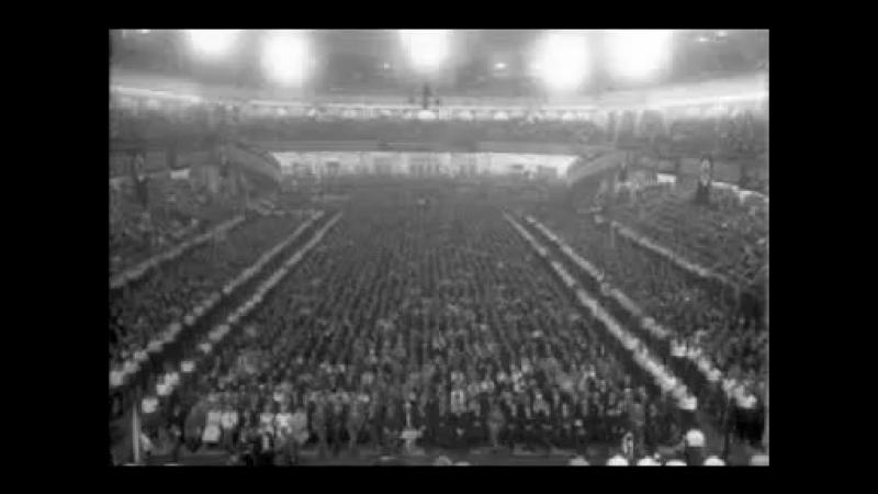 Deutschlands Zerfall - die EU kommt - Adolf Hitler