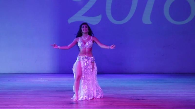 PAULA DUARTE PRIMER LUGAR COMPETENCIA INTERNACIONAL EIDAC 2018