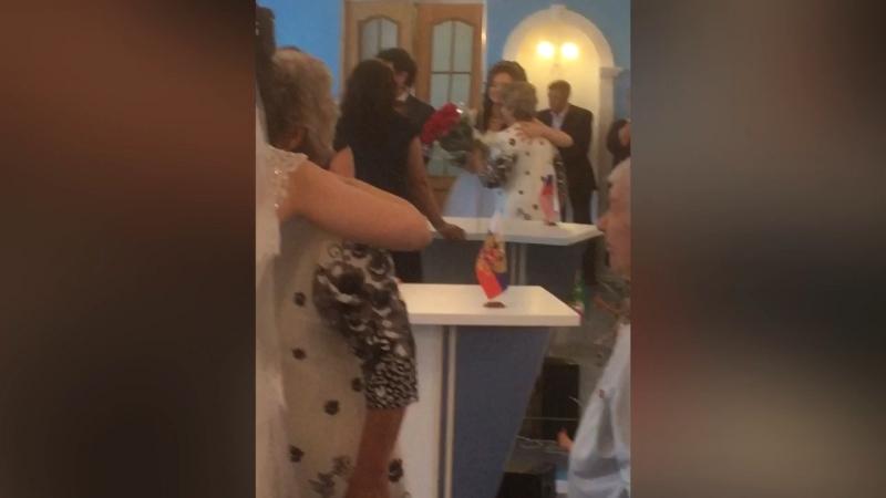 День рождения семьи Гладких Свадьба Саши и Миры😍❤️💕