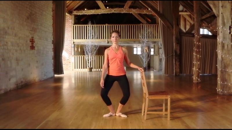 Ballet Yoga_04 Bonus_Chair