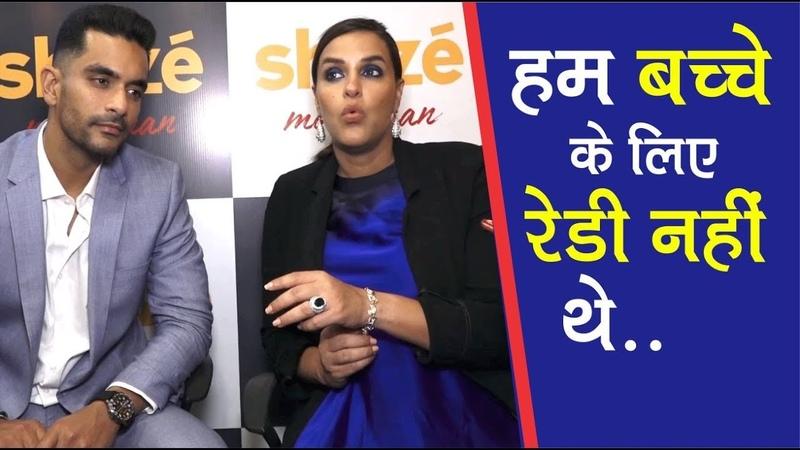 Neha Dhupia Aur Angad Bedi Ne Parents Banne Ko Lekar Kahi Badi Baat