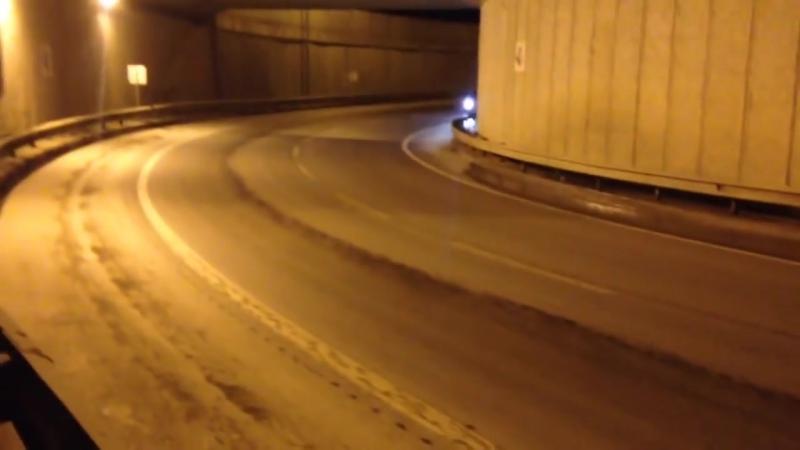 BMW M5 E60 Tunnel Drift (Harun Taştan).mp4