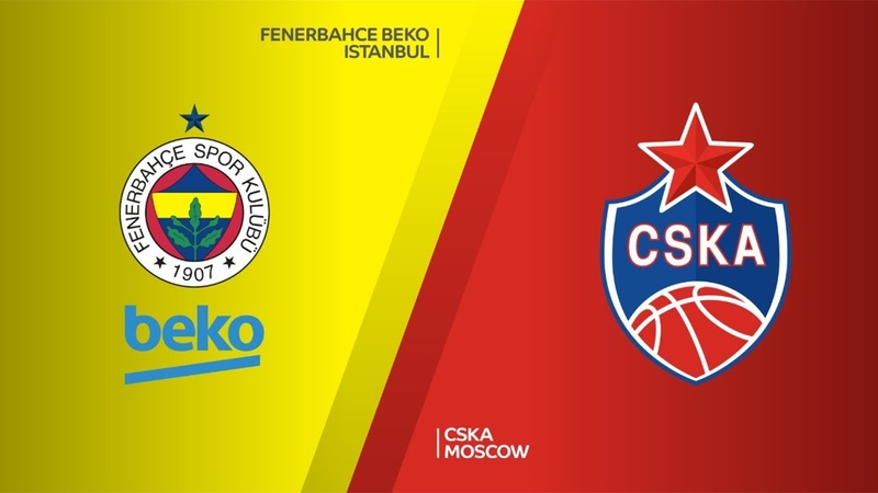 Fenerbahce BEKO Istanbul - CSKA Moscow Highlights | Turkish Airlines EuroLeague RS Round 13. Евролига. Обзор. Фенербахче - ЦСКА