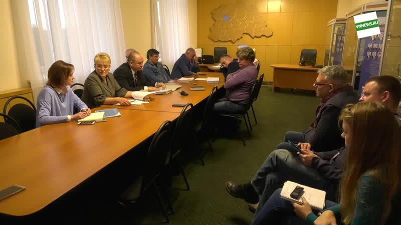 Комиссия по ОГАУ АИК 7.11.2018