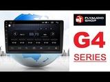 Обзор ГУ серии G4 для всех марок автомобилей