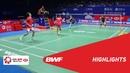 VICTOR CHINA OPEN 2018 Badminton XD F Highlights BWF 2018