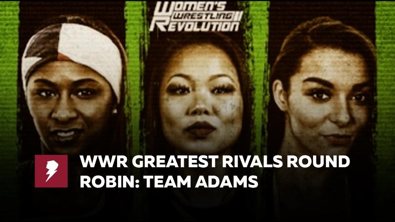 [My1] ВВР Грейтест Ривалс Раунд Робин Тим Адамс 14.07.2018