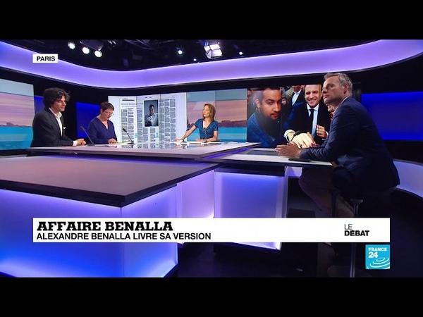 Paolo LEVI : Macron est entrain de vivre,ce qu''avait été le cas Leonarda pour François Hollande