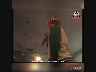 Holy Hip-Hop League (Live) 2008 ч. 1