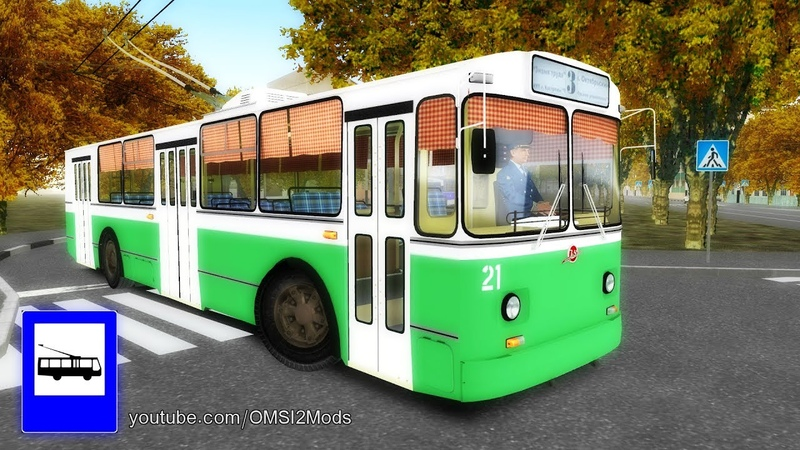 OMSI 2 - Trolley ZIU 682 Modified (Electric Transport)