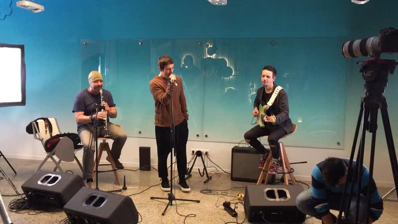 SunSay — Нева | Tv Rain Soundcheck Live