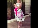 НЕРЕАЛЬНЫЕ коллекционные 5D платья DOLCE&GABBANA🌹🌹🌹QUEEN 👑👑👑 любовь с первого взгляда 💕💕💕 Размеры S M L💎💎💎 Цена 💸💸💸  Рост модели