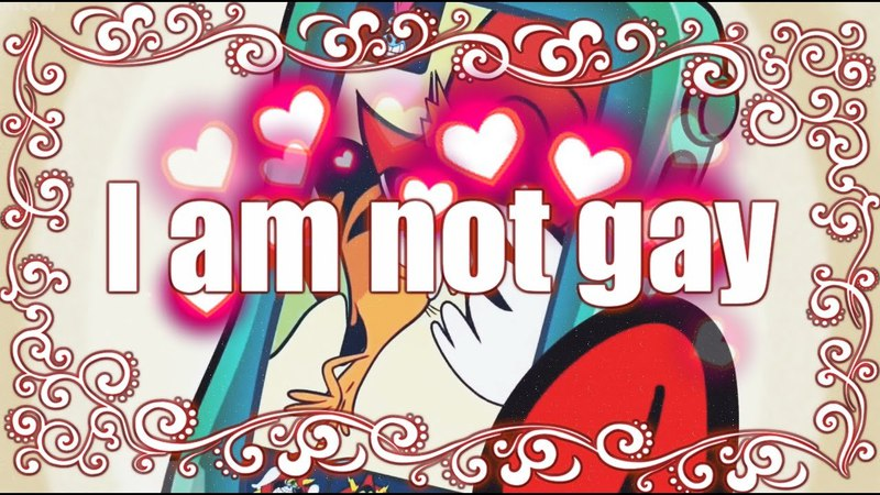 Skeleton dance WOY | AMV | I AM NOT GAY meme