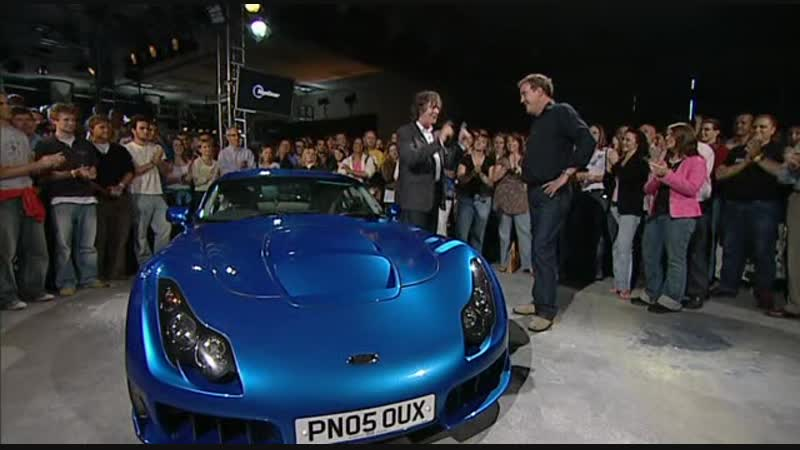 Top Gear 6 Season 55 Series