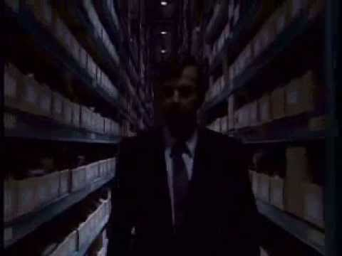 CSM (Cigarette Smoking Man) Pentagon Basement - The X-Files Mulder Scully