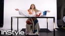 Jennifer Lopez's Guide to Reinventing Yourself | Woman with Desk and Chair | InStyle
