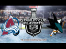 Colorado Avalanche vs San Jose Sharks | 08.05.2019 | Round 2 | Game 7 | NHL Stanley Cup Playoff 2018-2019 | RU