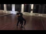 БАЧАТА (Bachata) Ismael Hidalgo &amp Natalya Poddubnaya, школа танцев Держи Ритм