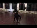 БАЧАТА (Bachata) Ismael Hidalgo & Natalya Poddubnaya, школа танцев Держи Ритм