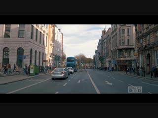Streets of Dublin _ 4K Travel Video