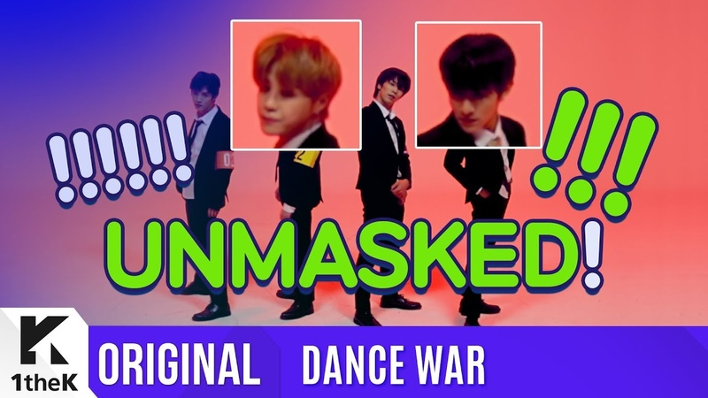 [16.11.2018] ASTRO Rocky - Round 3 : Be Mine vs Bad (Unmasked Full ver.) @ DANCE WAR