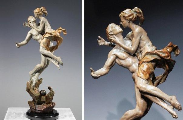10чувственных скульптур, откоторых невозможно отвести взгляд